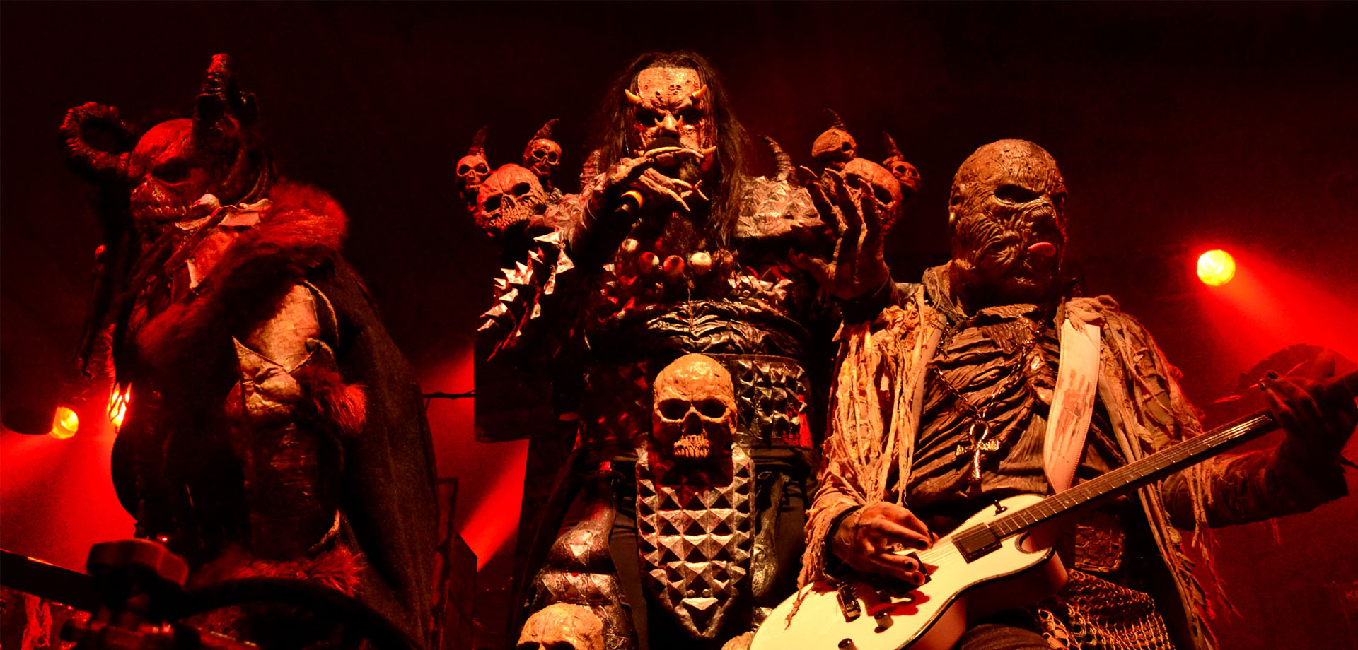 Lordi - Recordead Live - Sextourcism In Z7 (2019) [BDRip 1080p] » Lossless music download | flac