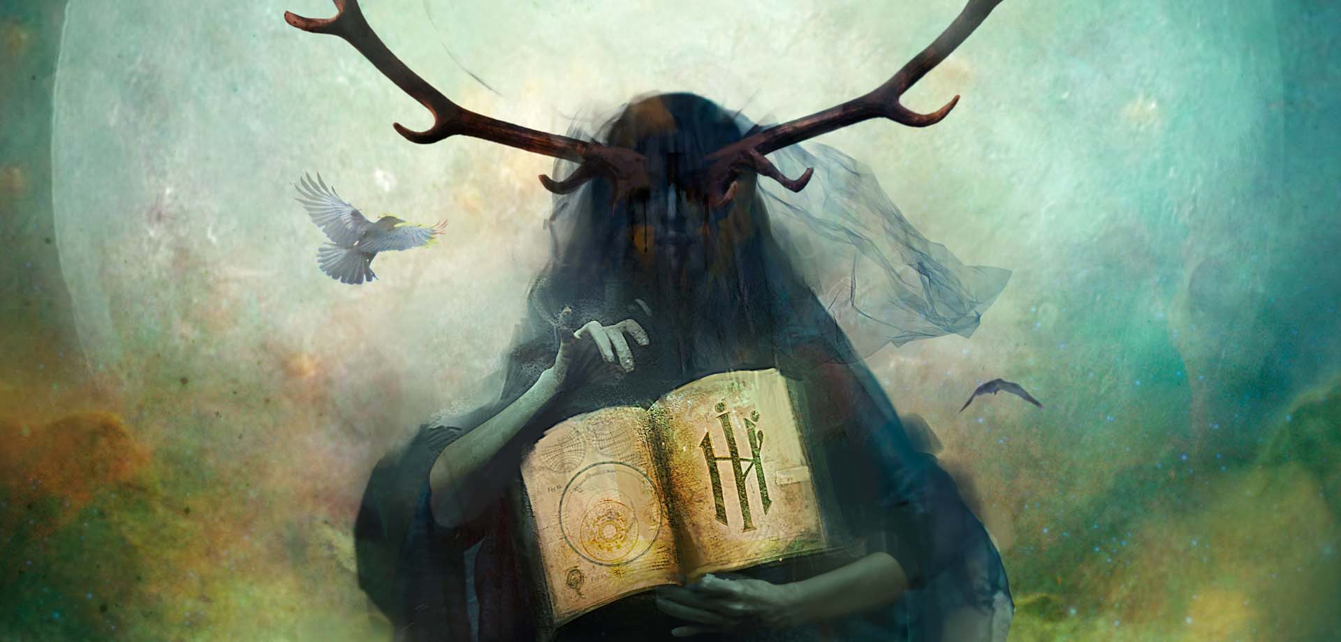 ELVENKING - Secrets Of The Magick Grimoire