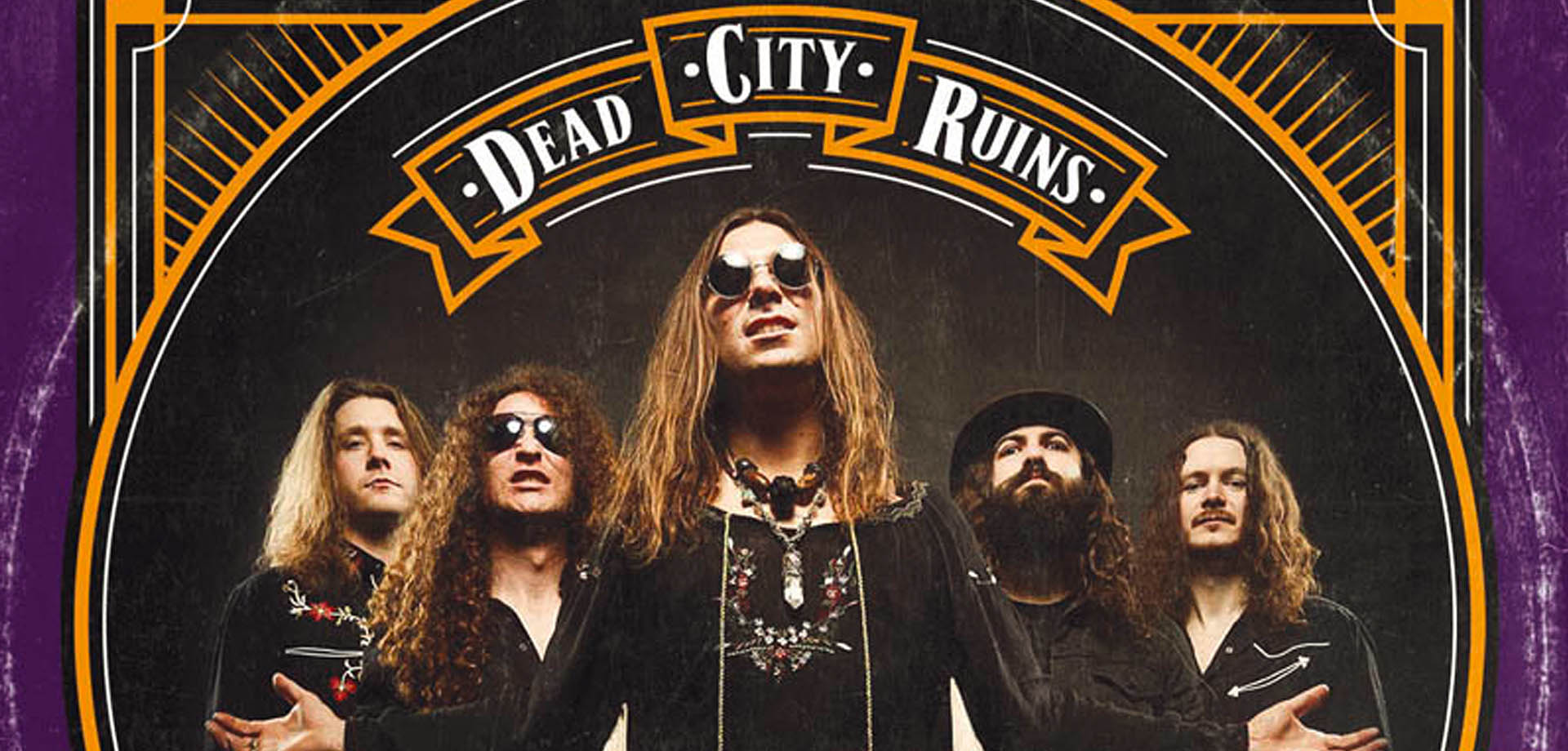 DEAD CITY RUINS - Never Say Die