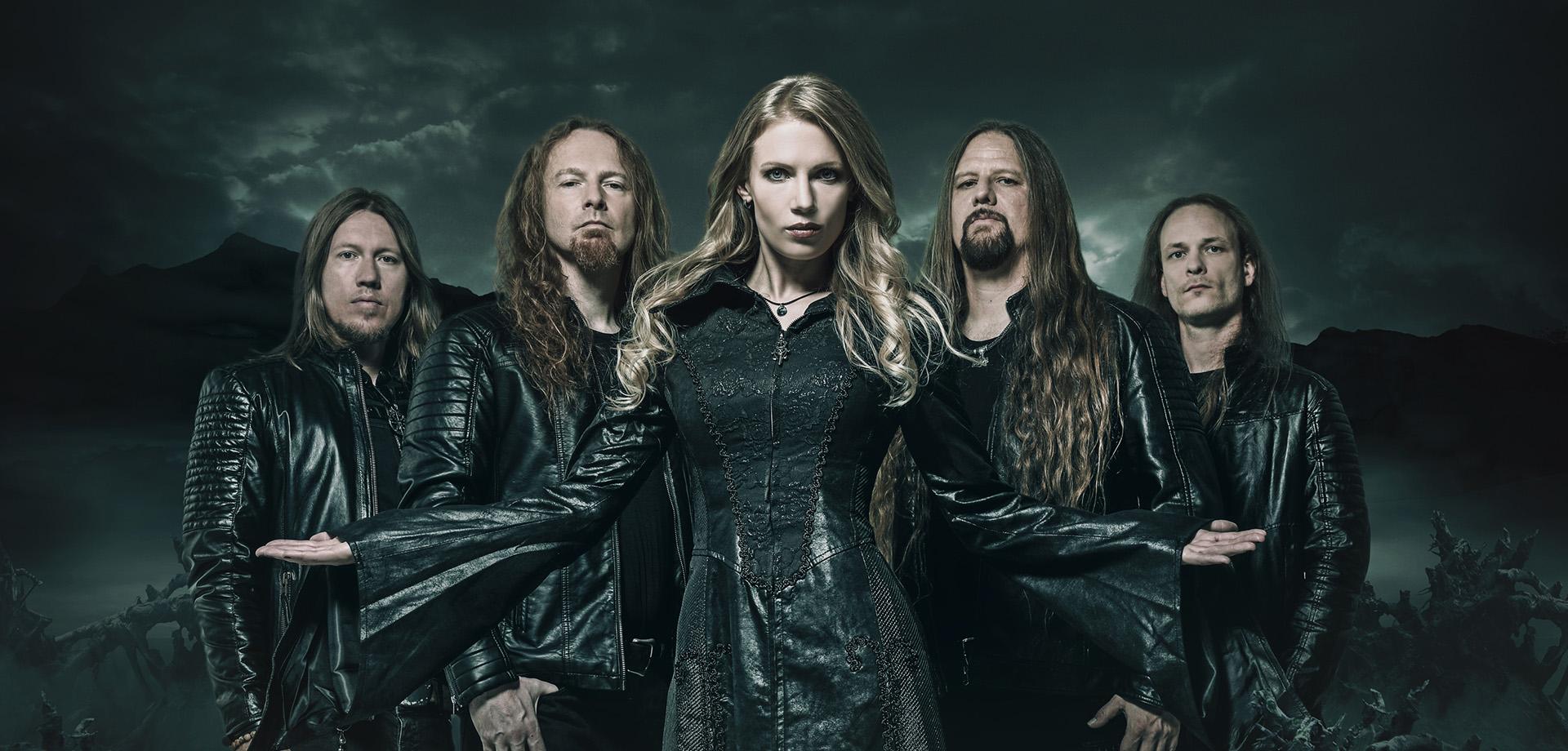 LEAVES' EYES - The Last Viking